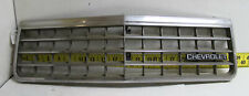 USED OEM Front Grille 1981-1985 Chevrolet Caprice