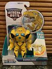 Playskool Transformers Rescue Bots Bumblebee Action Figure Offers Welcome.