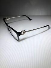 3edef91eba Salvatore Ferragamo SF2705R 001 Eyeglasses Black 53–15 130-RX-Excellent  Cond.