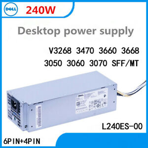 Dell L240ES-00 240W suitable for V3268 3660 3668 3470 3050 SFF MT power supply