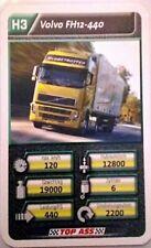 Quartett Einzelkarte: LKW - Volvo FH12 - 440 - Art.nr: 134