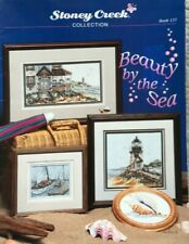 Beauty by the Sea Stoney Creek Collection Cross Stitch Pattern Book 137