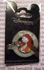 DLP Pin Trading Day SALLY Nightmare before Christmas Disney land Paris PTD jack.