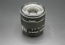 Canon EF S 18-55mm F/4-5.6 IS STM Lens