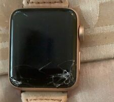 Used iWatch Series 3- Rose Gold