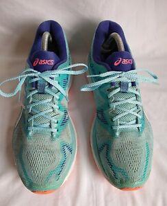 Asics Woman's Gel Nimbus 20 Running Trainers Size UK 8.5 EUR 42.5 US 10.5