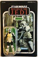 Vintage Kenner Star Wars Return of the Jedi Biker Scout