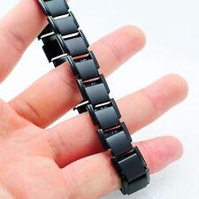 Germanium Stones Ball Titanium Energy Health Bracelet Power Bangle Pain Relief