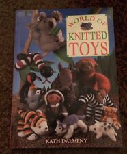 World of Knitted Toys by Kath Dalmeny (2001, Paperback)
