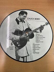 chuck berry Printed Album vinyl