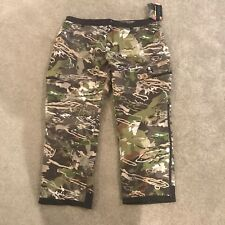 Under Armour Stealth Reaper Extreme Wool Hunting Pants  Mens 3XL 1299283-943