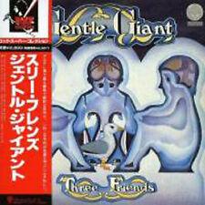 GENTLE GIANT - THREE FRIENDS - JAPAN SHM MINI LP CD