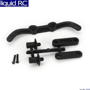 RPM R/C Products 73932 Adjustable Height Body Mounts Black: Slash 4x4 ST 4x4
