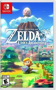 The Legend of Zelda: Link's Awakening Nintendo Switch New Factory Sealed