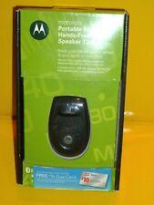 Brand NEW Unopen Box MOTOROLA Portable Bluetooth Hands-Free Speaker T305