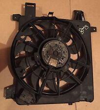 Vauxhall Zafira B vxr 2006 - 2011 WATER COOLING radiator Rad FAN 2.0 TURBO