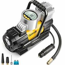 AstroAI Portable Air Compressor Pump, Digital Tire Inflator 12V DC Electric