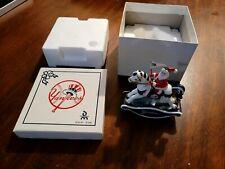Danbury Mint New York Yankees Christmas Ornament 2007 Rocking Horse with Box