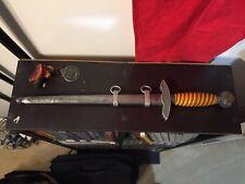 WW2 German  air force( Luftwaffe) pilot dagger 100%  orig