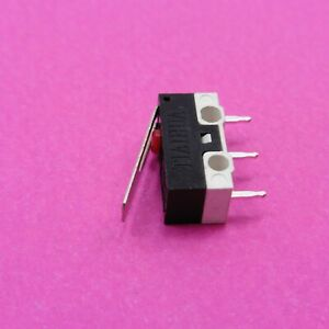 3PIN Tact Switch JL003-3.5 2A 125V Microswitch Buckle DIY