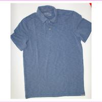 Eddie Bauer Men's classic fit Short Sleeve Polo Shirt