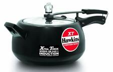 Hawkins Contura Black XT 5Ltr Hard Anodised Pressure Cooker Induction Base CXT50