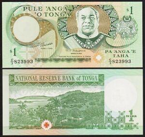1 PA'ANGA 1995 TONGA [UNC / NEUF] P31c