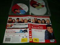 EVERYBODY LOVES RAYMOND:1ST SEASON+Bonus Features - 5 Disc Australia DVD Edition