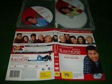 DVD *EVERYBODY LOVES RAYMOND:1ST SEASON+Bonus Features* 5 Disc Australia Edition