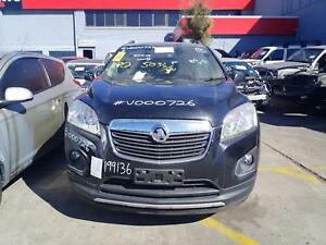 HOLDEN TRAX 2013 VEHICLE WRECKING PARTS ## V000726 ##