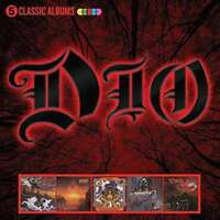 Dio - 5 Album Classici Nuovo CD