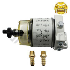 New Fuel Filter / Water Separator 120At For R12T Boat Marine Spin-on