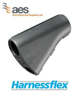 Harnessflex External Hinged Y-Piece for Conduit - Joint Size 28-20-20 Pack of 10