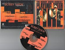 The Bobby Shew Quintet  CD PLAYING WITH FIRE