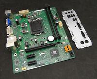Fujitsu Esprimo E410 85+ SFF Socket 1155 Motherboard & Back Plate D3120-A10 GS 1