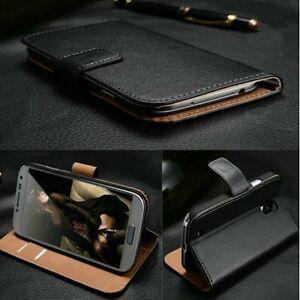 Luxury Leather Case for LG Flip Wallet Cover Magnetic Shockproof