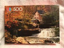 Milton Bradley Grist Mill, WV Puzzle 500 Pcs