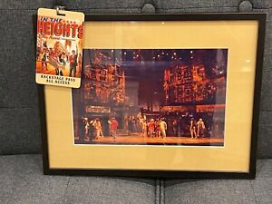 HEIGHTSTRAVAGANZA: In The Heights PRODUCTION PHOTO & Broadway BACKSTAGE PASS!
