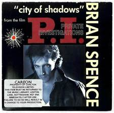 "Brian Spence - City Of Shadows - 7"" Record Single"