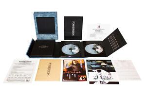 Zulawski POSSESSION 1981 Blu-ray 2Disc Limited Edition 2000 Sets MONDO VISION