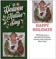 N.J. Set of Eight Blank Carousel Horse Menagerie Note Cards Seaside Heights