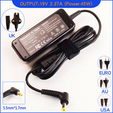 19V 2.37A Ac Adapter Charger for Acer Inspiron Mini 9 (910) PP39s 10v 1018
