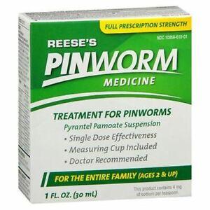 Pinworm Medicine 30 Each by Reese's