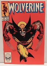 The Wolverine # 17 . CLASSIC John Byrne cover. High Grade Copy.