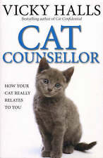 Cat Counsellor, Vicky Halls