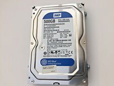 "Western Digital 500GB Internal Hard Drive SATA 3.5""6Gb/s WD5000AAKX 7200RPM 16MB"
