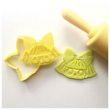 Lol Surprise Diva Formine Biscotti Cookie Cutter