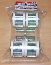 Tamiya 47418 WR-02CB T Parts (Wheel Rims) (Green Plated) Comical Grasshopper NIP