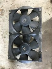 PORSCHE 944 TURBO DUAL RADIATOR COOLING FAN