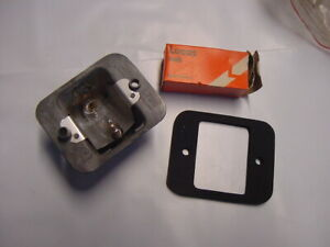 OE LUCAS Reverse Light Housing Jaguar XKE 69-74 MGB MGC MG Midget Austin Sprite